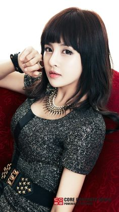 Boram on Pinterest | T Ara, Sexy Love and Day By Day