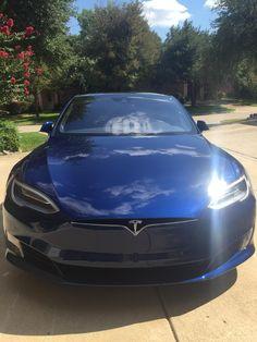 Just washed. #Tesla #Models #car #Automotive #cars #Autos