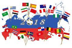 Футбол, Чемпионат Мира, Чм-2018