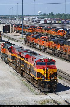 RailPictures.Net Photo: KCS 4799 Kansas City Southern Railway GE ES44AC at Galesburg, Illinois by Tom Farence