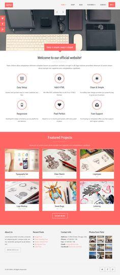 30+ BEST Creative Portfolio WordPrress Themes of 2014 #web #design