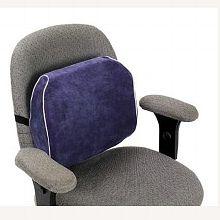 Essential Medical Memory Foam Lumbar Support Cushion