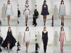 Christian Dior http://fashionallovertheplace.blogspot.it/2014/01/haute-couture-day-1.html