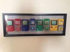 Gotta catch em all! We are loving this décor tip. Give those Gameboys the tribute it deserves.