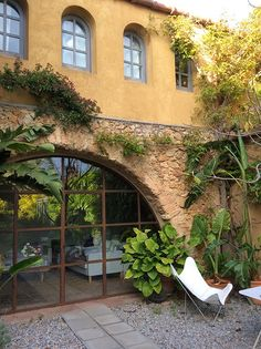 Les Hamaques #hotelesconencanto #empordà #girona #outdoors #exteriores #jardín
