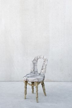 Skin Collection by Pepe Heykoop - waste leather turned into furniture with skin