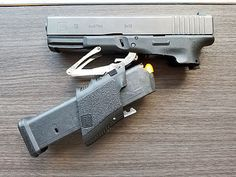 Full Conceal had a prototype of their concept back at SHOT Show 2017. Pete posted about it here. Their original concept was a cut down Glock frame and the remaining grip/magazine would lock onto the frame making the pistol a rectangular brick. You would have to remove the grip/magazine and insert it into the gun … Read More …