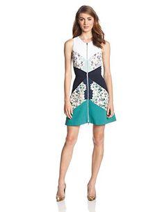 BCBGMAXAZRIA Women's Alaina Printed Block Sheath Dress, Light Aqua Combo, 8 BCBGMAXAZRIA http://www.amazon.com/dp/B00JL8NWD4/ref=cm_sw_r_pi_dp_7cQ.tb12MA54G
