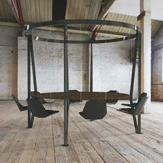 King Arthur Round Swing Table - $12460 for outside table!