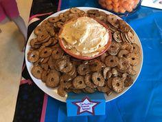 Gymnastics Birthday, Sports Birthday, Birthday Parties, Cheese Spread, Party Ideas, Cookies, Desserts, Food, Anniversary Parties