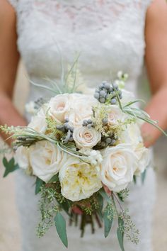 Green Autumn Wedding Inspiration