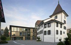 Ferrari Architectes Château de Prilly Lausanne, Ferrari, Mansions, House Styles, Home Decor, Urban Planning, Architects, Decoration Home, Manor Houses