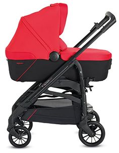 Inglesina TRILOGY COLORS SYSTEM RACE RED Con chasis City Black  #cochecitosbebe http://carritosbebe.org/producto/inglesina-trilogy-colors-system-race-red-con-chasis-city-black/