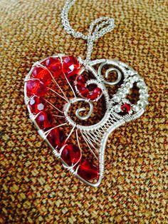 My Ruby Heart - by Katalin KB Walcott