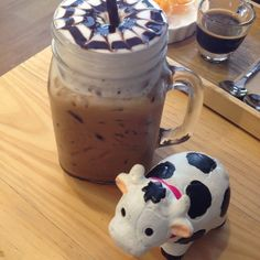 Iced Capuchino by Arunee Original Thai Dessert