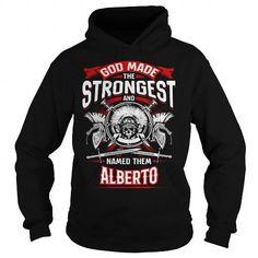 I Love  ALBERTO, ALBERTO T Shirt, ALBERTO Hoodie T shirts