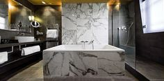 Sofitel Paris Le Faubourg.  My bathroom didn't look like this when I stayed here :-(