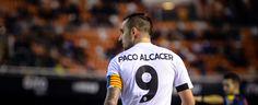 @valenciaoficial Todas las esperanzas en Paco Alcácer si quiere eliminar al @fcbarcelona en Semis de Copa Del Rey #9ine