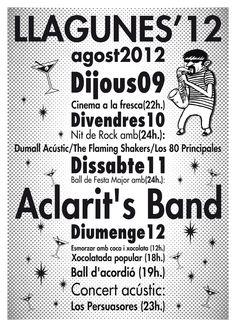 El blog de P.S.: Go!: Festa Major Llagunes