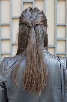 coiffure facile a faire