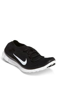 Nike 'Free Flyknit+' Running Shoe looks comfy