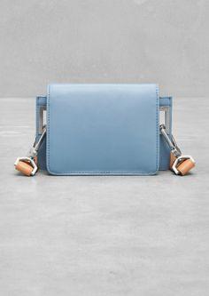 Mini leather shoulder bag | Mini leather shoulder bag | & Other Stories