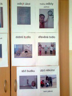 Vyjmenovaná slova a slova příbuzná Photo Wall, Polaroid Film, Frame, Picture Frame, Photograph, Frames, A Frame, Picture Frames