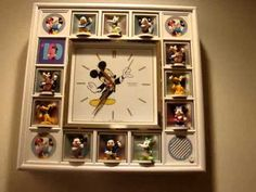 Disney Character Clock - Amazing - YouTube One of my favorites that we had and sold. A collectible the parts are discontinued....