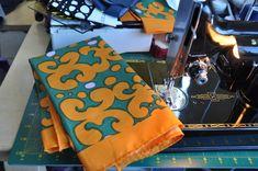 Marimekko scarf in Tarha print, Marimekko scarf for women