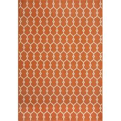 Shop Wayfair for Momeni Baja Orange Indoor/Outdoor Area Rug - Great Deals on all Furniture products with the best selection to choose from!
