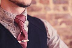 DIY pre džentlmenov: Uzol menom Eldredge
