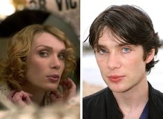"Cillian Murphy as Patricia ""Kitten"" Braden in Breakfast on Pluto. Actors in #drag"