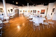 The Holland Area Arts Council has gallery and event space.