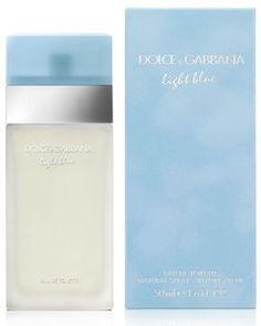 Perfume Light blue 50ml 100ml Dolce Gabbana Feminino