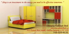 We provide the best designs of kids beds, keeping in mind all the comfort and peace of mind which your beloved kid deserves while sleeping. Feel free to visit or contact us today and discover them all. http://ontariocabinetbed.ca/t/space-savings-solution