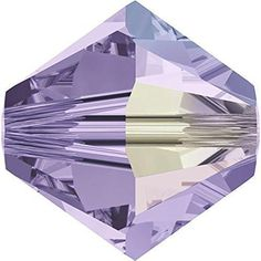 5328 Swarovski Crystal Bicone Beads Violet AB-Swarovski Bicone Beads-4mm - Pack of 25-Bluestreak Crystals