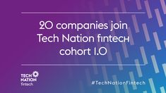 20 of the UK's most exciting fintech companies join inaugural Tech Nation Fintech programme - Tech Nation Press Release, Programming, Join, Tech, Computer Programming, Technology, Coding