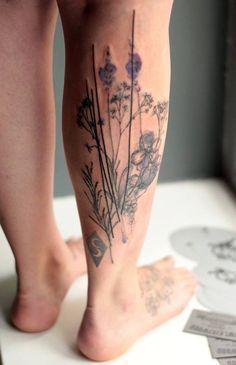 Flowers on calf best leg tattoos, flower leg tattoos, leg tattoo men, Flower Leg Tattoos, Best Leg Tattoos, Flower Tattoo Drawings, Leg Tattoos Women, Flower Tattoo Back, Best Tattoos For Women, Flower Tattoo Designs, Tattoos For Guys, Cool Tattoos