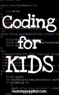 Coding for Kids: Free Websites That Teach Kids Programming