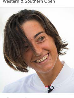Caro Garcia Tennis, Hairstyle, Wonder Woman, Sport, Women, Fashion, Faces, Hair Job, Moda