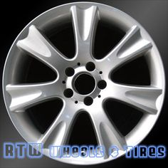 "Mercedes CLS550 18"" 2008 FRONT Factory Wheel Stock Alloy OEM Rim 85005"