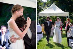 Eine echte DIY Hochzeit im Garten | Hochzeitsblog Fräulein K. Sagt Ja