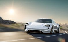 Electric Porsche — Mission E — Would Be Awesome… If Built --- Certainly not before 2018.