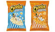 Cheetos Popcorn chegam a Portugal