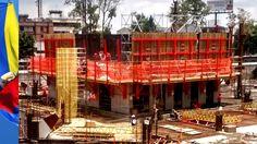 Avance proyecto en Construcción (Torre Atrio Norte),  Bogotá 2017