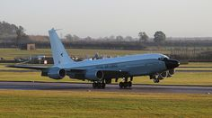 We're jammin'! RAF fries ISIS communications in Libya with new high-tech plane  http://pronewsonline.com  RAF RC-135W © wikipedia.org