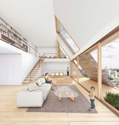 Edificio Multifuncional | BAKPAK architects