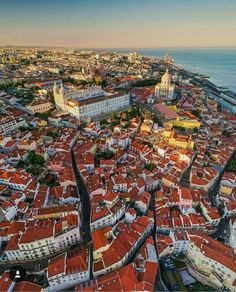 🔻Lisbon is the architectural and cultural pearl of the Western Europe, and one of the oldest cities in the world. Lisbon is known to be… Hotel Portugal, Visit Portugal, Spain And Portugal, Portugal Travel, Lisbon City, Destinations, Voyage Europe, Travel Abroad, Vacation Trips