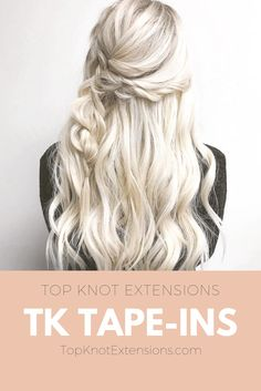 Top knot extensions the hair extensions for every woman top knot top knot extensions the hair extensions for every woman top knot extensions pinterest pmusecretfo Choice Image