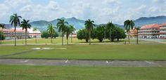 Howard AFB, Panama